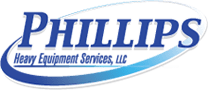 Phillips Heavy Equipment Services, LLC Logo